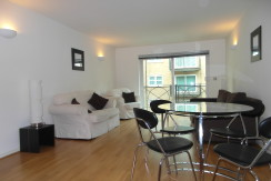 Capital East Apartments, ExCel Marina, London, E16 1AS – One off admin fee applies.